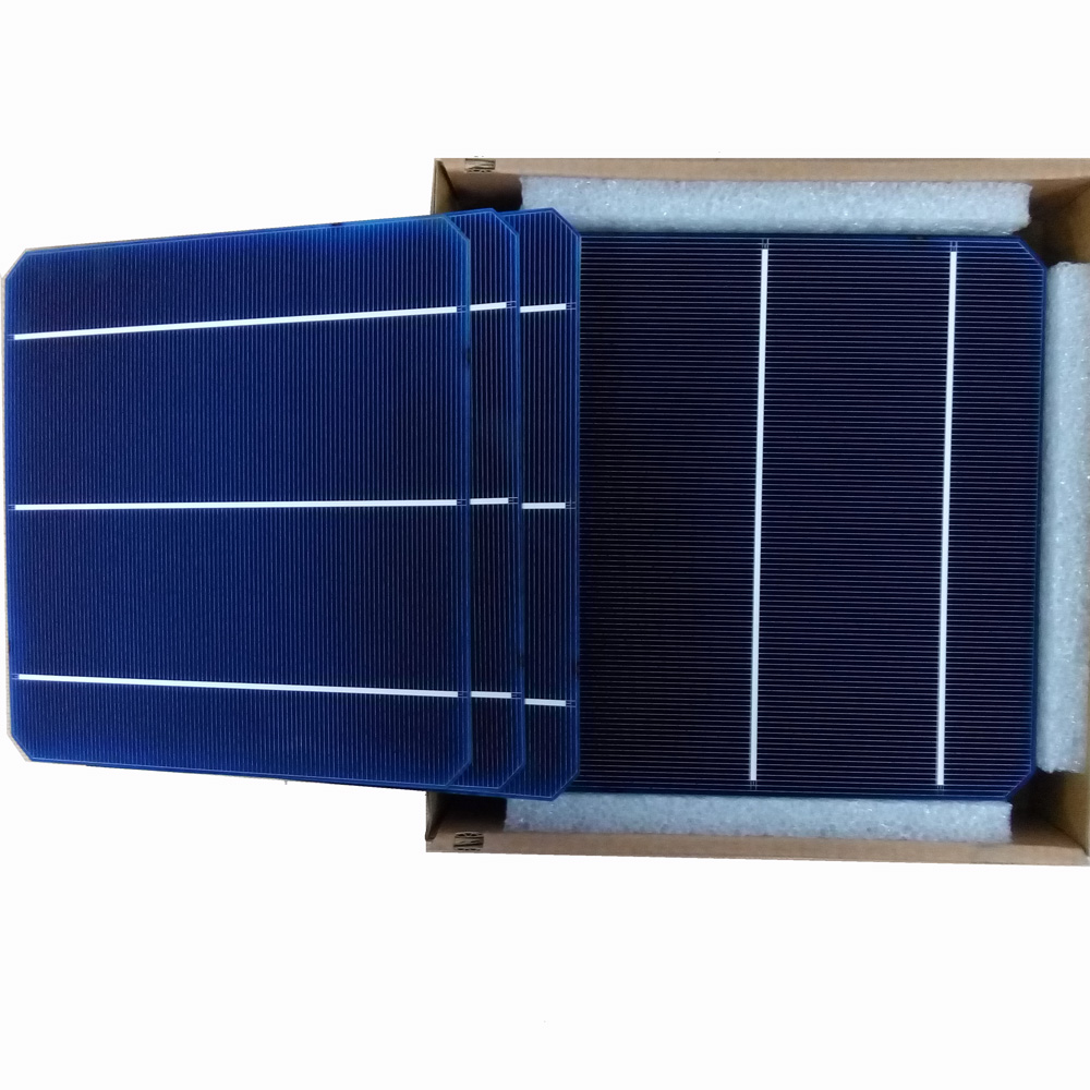 6x6 inch silicon wafer monocrystalline solar cell price for sale