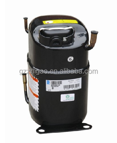 Medium/High Back Pressure Tecumseh refrigeration Compressor CAJ2440Z with R404a for small cool room