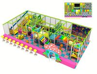 Soft Kids Playing Indoor Plastic Climbing Toys Play Area