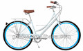 "26"" Colorful City Bike City Bicycle 700c pure fix urban bike nexus 3 speed"