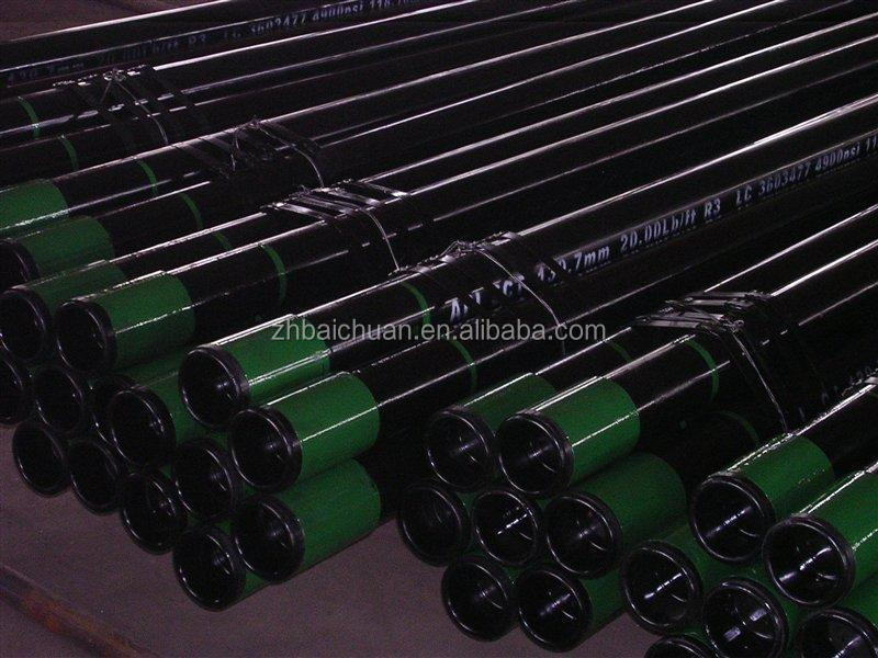 api j55 tubing specification/j55 casing specifications