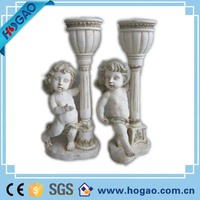 Custom cute cupid angel figurine, hot selling cupid statue for home decor , OEM high quality cupid figure