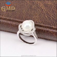 China supplier popular custom design charm pigeon ring