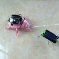 High Quality Promotion Mini Gift toys Black Beetle Educational Solar Funny Gift for Kids