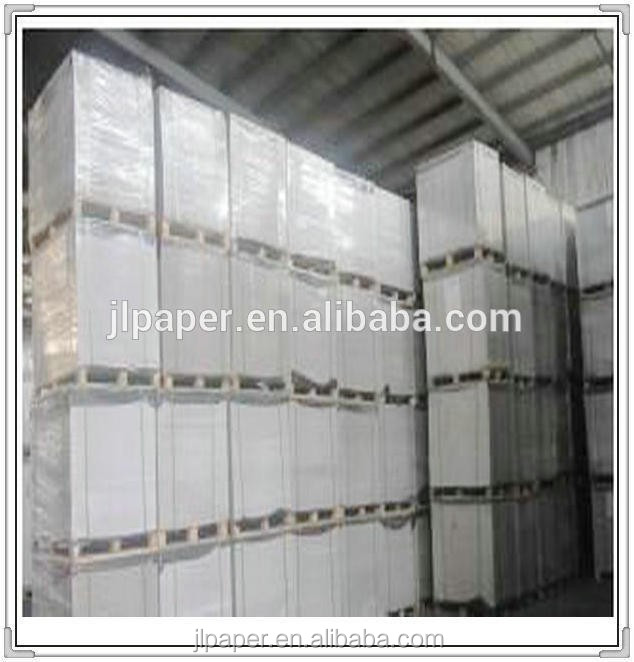 350 gsm China Supplier White Coated Carton Duplex Paper Board in sheets
