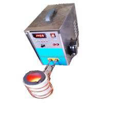 Induction Hot Forging Furnace for Heating metal rods/bars/bolts/shafts/nuts