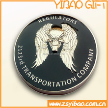 High quality Central 3D bulge challenge coin