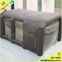 Hnjoytoys Brand Mobile Booth Rental,Auto Paint Spraying Booth