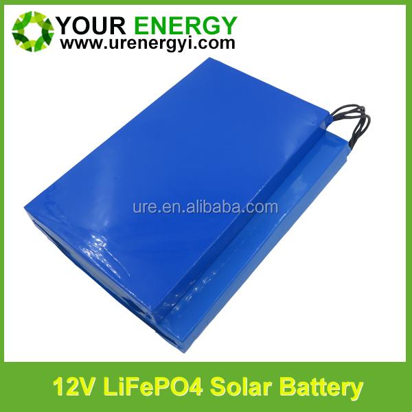 solar power battery/ 12v lifepo4 batteries lithium batteries/18650 solar battery charger