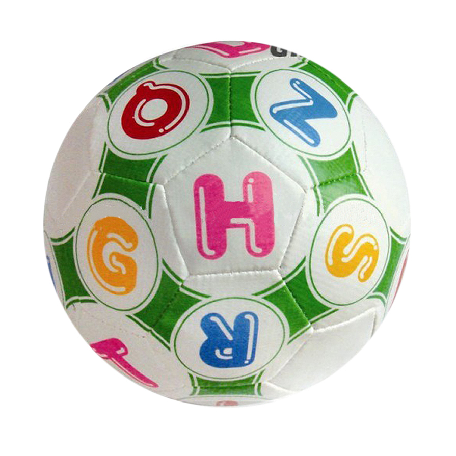 Different type pu hand stitch football ball soccer