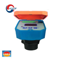 ultrasonic transducer depth water measure