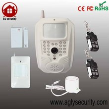 NEW GSM MMS SMS SOS PIR CAMERA ALARM SYSTEM, MMS HOME SECURITY SYSTEM, VIDEO BURGLAR ALRAM