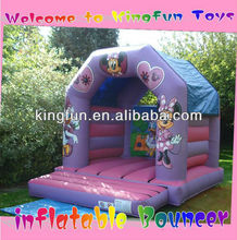 Sale Minnie Mouse inflatable bouncer