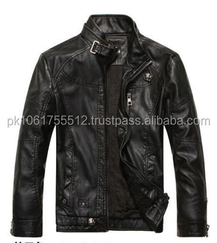 2014 genuine leather motorcycle jackets Roz Industries