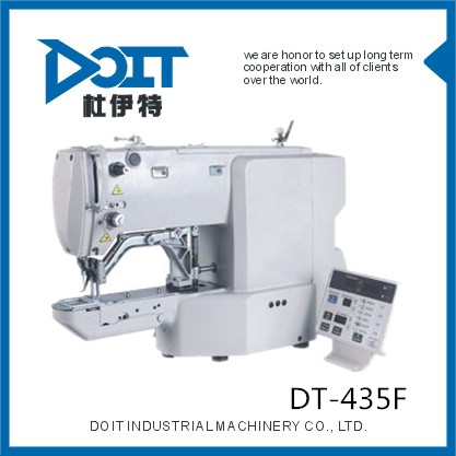 DT-435F Series Computer Direct-drive Fancy Knot Tying Machine DOIT SEWING MACHINE