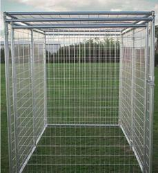 2016 1.5x1.8m welded wire panel cheap dog kennels , dog fence panel for sale