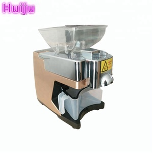 Full automatic essential oil extraction equipment. small coconut oil mill machinery HJ-P09