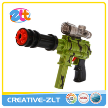2017 Newest plastic 2-in-1 gel water ball gun toys