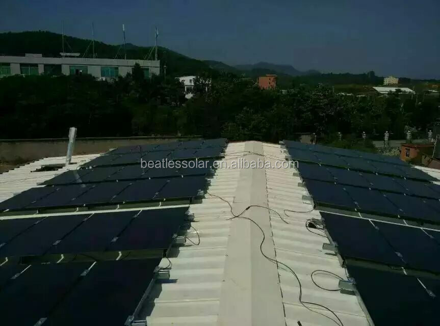Alibaba Supplier Solar Panel 25W Mono The Solar Panel 5-300W Solar Panel System
