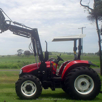 Strong YTO 754 Tractor 75 hp 4wd