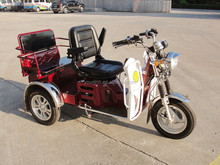 gasoline tricycle 3 wheel motorcycle 110cc