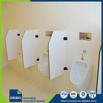Top quality commercial urinal partition