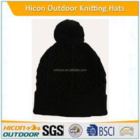 classical designed winter knitted hat