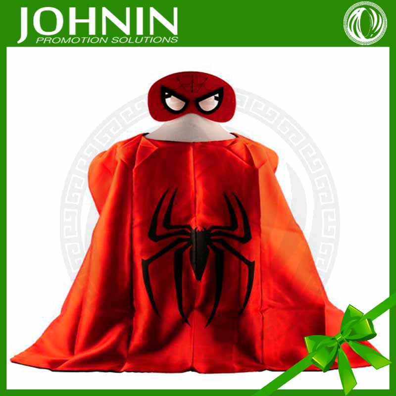 Supply all kinds of Hallowmas festival costumes kids super hero capes