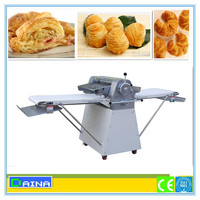 dough sheeter machine pastry / croissant dough sheeter