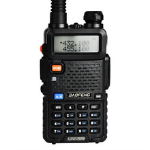 Baofeng High quality dual band handy two way radio UV-5R Ham radio for commercial