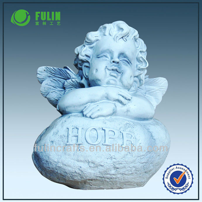 Top-quality Product Decorative Craft Resin Figure Angel