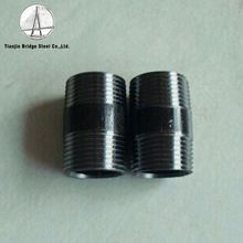 Carbon Steel Thread Fittings Black Pipe Nipple Sch 40 Quote