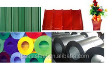 Single colour PPGI PPGL metal roffing manufacturer