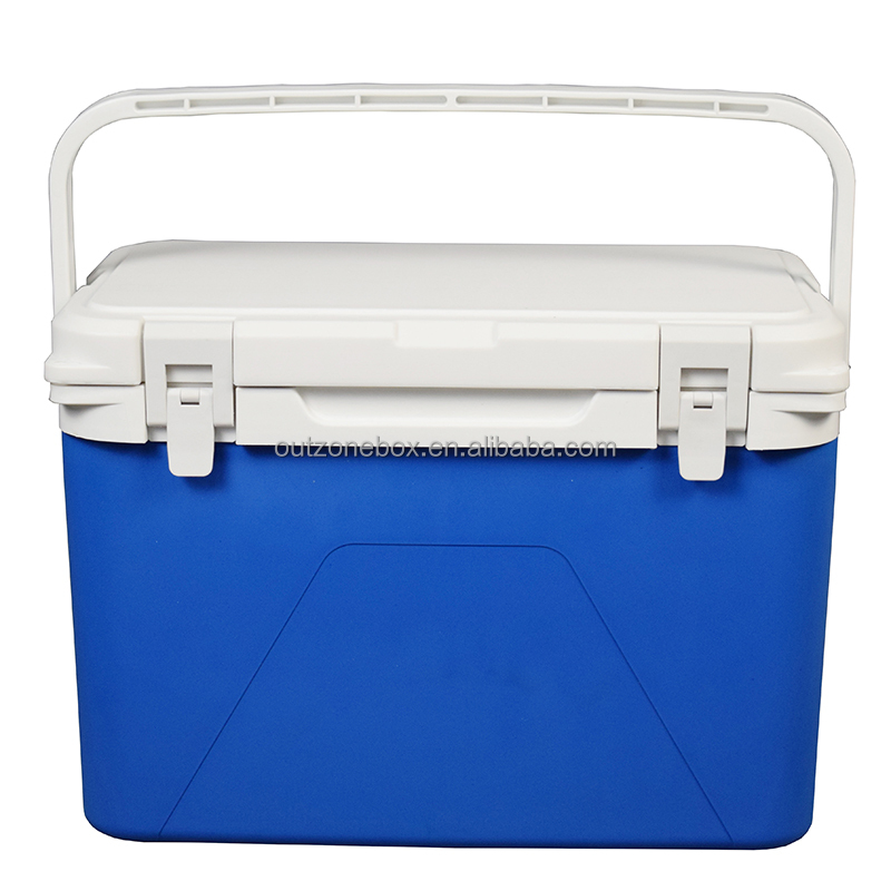 factory manufacture Ice cooler box for car ice chest and camping picnic ice cooler box