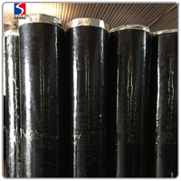 flexible Self adhesive asphalt waterproof material roofing sheet