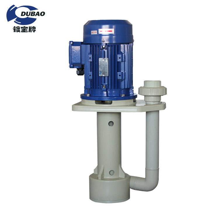 Dubao Industrial Laboratory Vacuum Chemical Liquid Disposal Pump For Waste Water Filtration