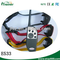 Rechargeable Wireless LCD digital dog Training Shock collar