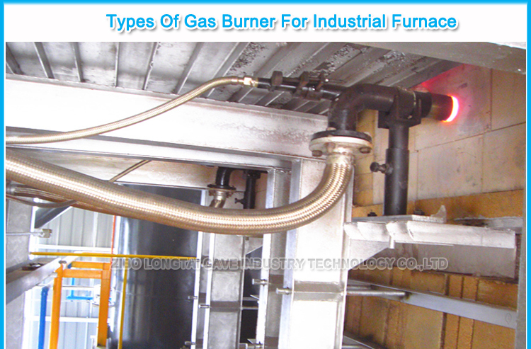 High Efficient Industrial Gas Burner