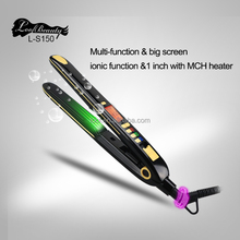 Pure Ceramic Rechargeable Cordless Hair Straightener