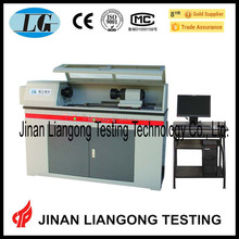 computer control universal torsion testing machine usage cable flex test equipment/steel bar torsion test