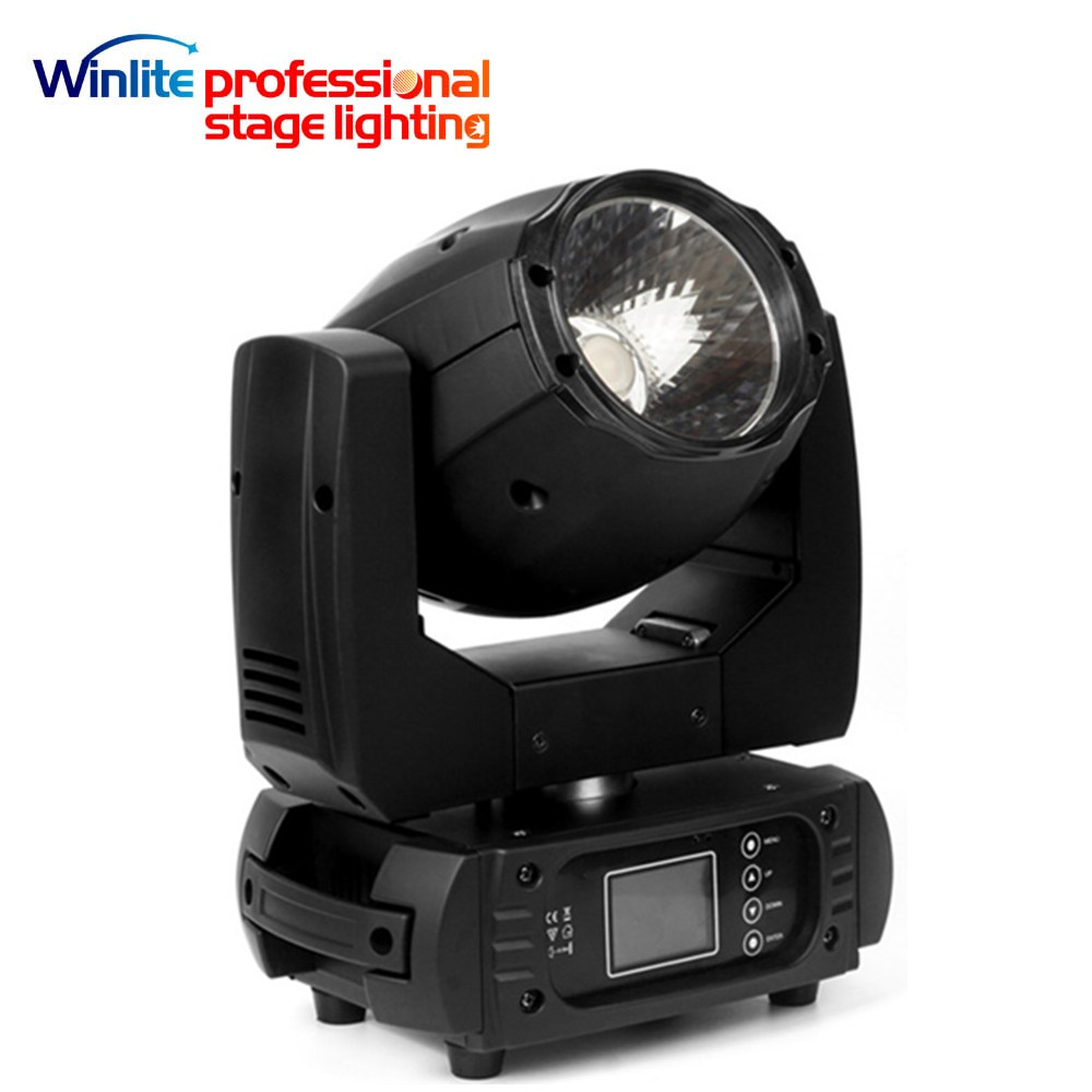 Professional high brightness 150w 4in1 RGBW LED wash stage moving head light