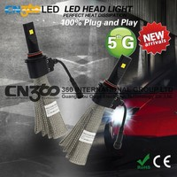 China supplier good quality hottest sale H1,H3,880,881,H4,H7,H8,H9,H10,H11,H13,9005,9006,9004,9007 fanless car led headlight