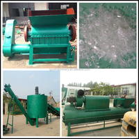 Energy Save PET waste bottle recycling Plant/ plastic Recycling Plant