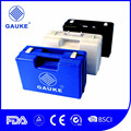 GAUKE Factory FIRST AID KIT- DIN13169 FOR WORKING PLACE In ABS BOX with wall bracket