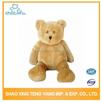 Children toys supplier ISO9001 certified Child plush toy teddy bear