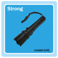 Environment friendly LED police flashlight for Security