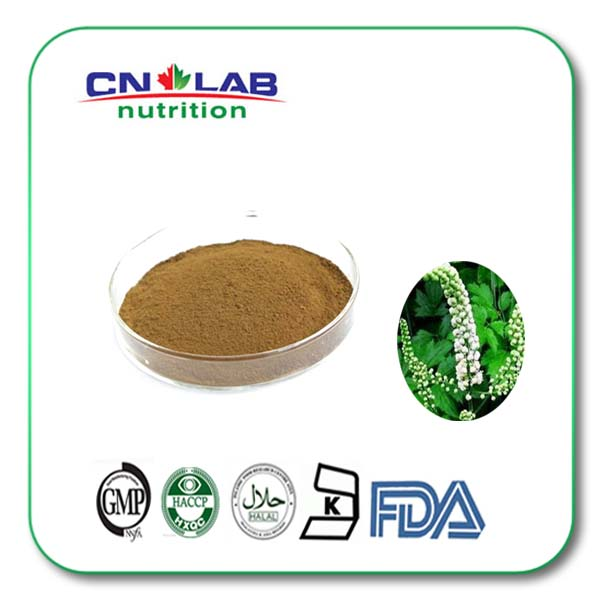 Black Cohosh Extract 2.5% Total Saponins Test by HPLC