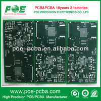 China Multilayer Telecommunication Display Board PCB Manufacturer