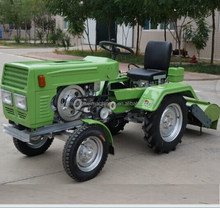 New!!!Good reputation supplier mini used garden tractors prices