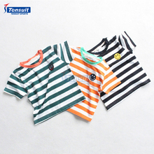 New models baby wear clothes china wholesale children's boutique clothing summer kids wear comfortable baby t shirts